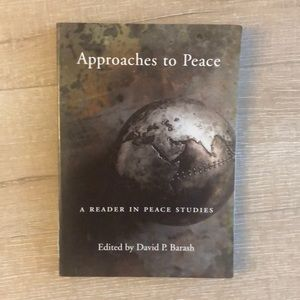 Approaches to Peace book by David P. Barash